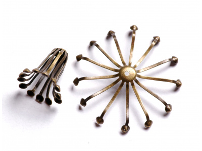 vintage komponent - staromosaz