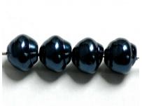 perly tm.modrý šnek