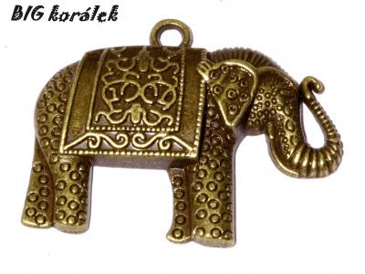 přívěšek - slon