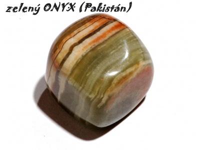 pakistánský zelený onyx