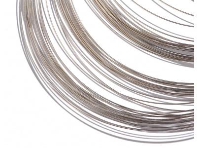 mosazný drát - platinový