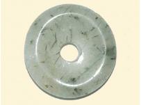 minerály donut z kamene, bez dírky