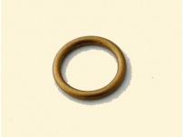 doplňky-kroužek, staromosaz