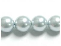 perly stříbrně-šedá
