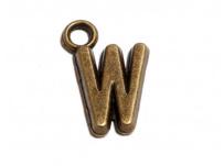 """přívěsek  - písmeno """"W"""""""