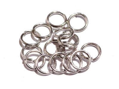 spoj. kroužek z nerez oceli (bal 10ks)