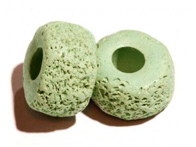 keramický korálek - rustika
