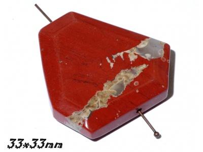 JASPIS červený