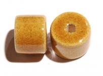 keramický korálek 10x14mm