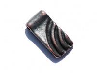 kovový přívěšek - moderna