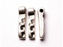kovový zub - krátký