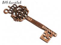 přívěsek - velký klíč