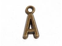 """přívěšek - písmenko """"A"""""""