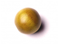 dřevěná kulička, 16mm