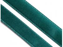 saténová stužka - zelená