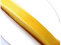 stužka šifónová - žlutá