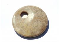 přívěšek - fosilní jaspis