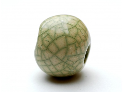 keramický korálek 20mm