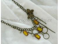 Vintage náhrdelník