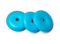 barvený donut z rohoviny