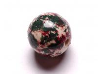 keramický korálek - 21mm