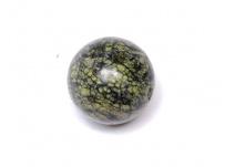 GREEN LACE STONE - větší kulička