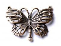 filigrán - velký motýl