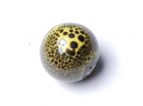 keramický korálek - kulička
