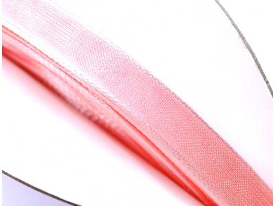 stužka šifónová - růžová