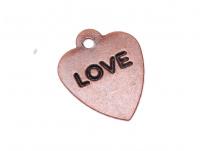 srdíčko s nápisem LOVE