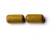 dřevěný korálek, malý váleček