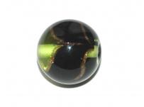 vinutka větší kulička, barva olivín