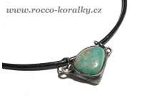 náhrdelník - amazonit