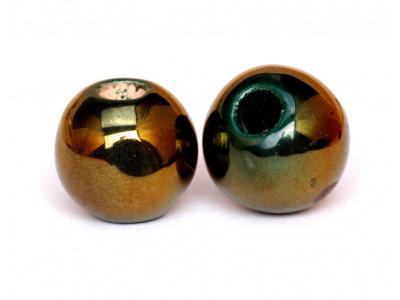 keramický korálek 16mm