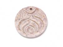 přívěšek z kamene - mastek