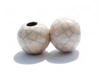 keramický korálek 13mm