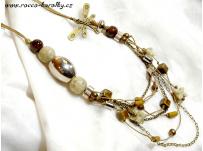 náhrdelník s BIG korálkem