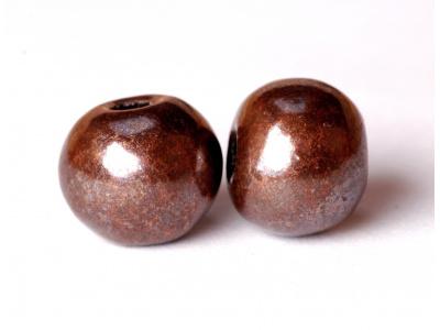 keramický korálek 12mm