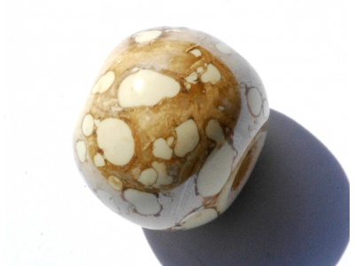 keramický korálek - větší