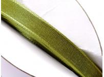 stužka šifónová - zelená