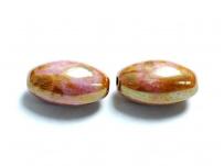 mačkaný korálek - oliva