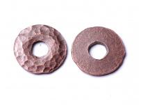 kovový donut - etno styl