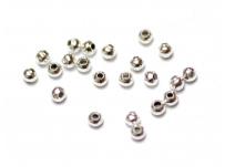 kovový korálek 2mm (bal 50ks)