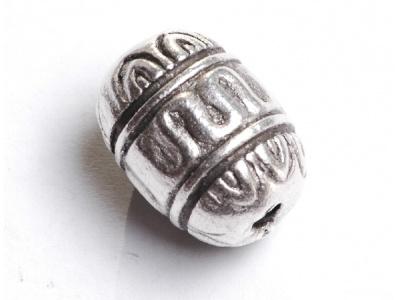 kovový korálek - velký