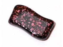 skleněný korálek - stříkaný