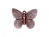 motýlek - staroměď