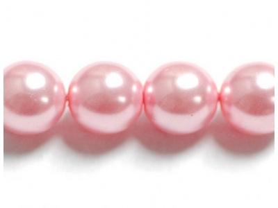 perly růžová