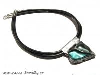 cínovaný náhrdelník
