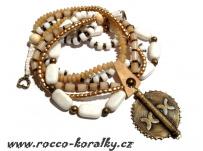 masivní etno náhrdelník