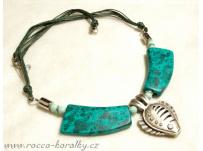 keramický náhrdelník
